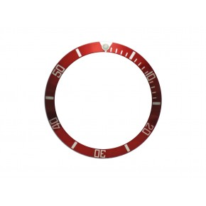 New High Quality Red Aluminum Bezel Insert For Rolex Submariner & GMT