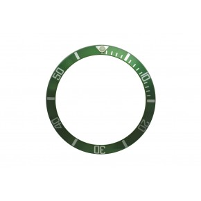New High Quality Green Aluminum Bezel Insert For Rolex Submariner 16610LV
