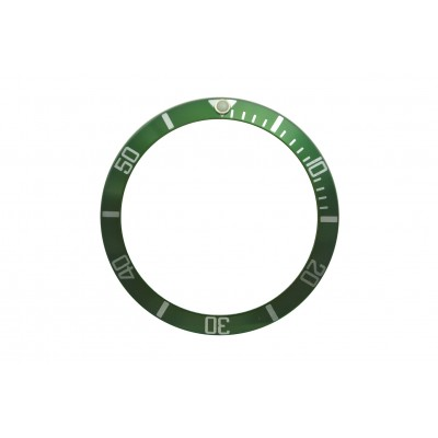 New High Quality Green Aluminum Bezel Insert For Rolex Submariner & GMT