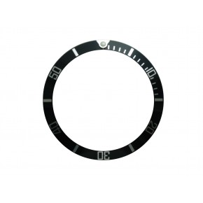 New High Quality Black Aluminum Bezel Insert For Rolex Submariner & GMT