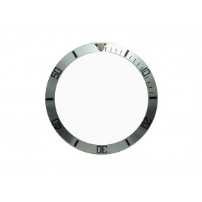 New High Quality Silver Aluminum Bezel Insert For Rolex Submariner & GMT