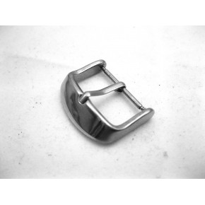 20MM Polished Stainless Steel Tang Band Buckle