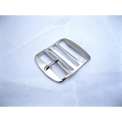 Perlon Polished Buckle