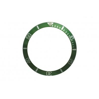 New High Quality Green Aluminum Bezel Insert For Rolex Submariner 16610LV