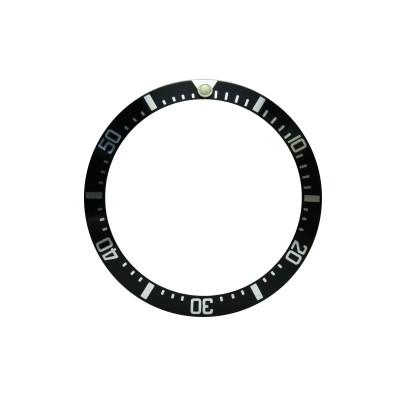 New High Quality Black Aluminum Bezel Insert For Rolex Deepsea